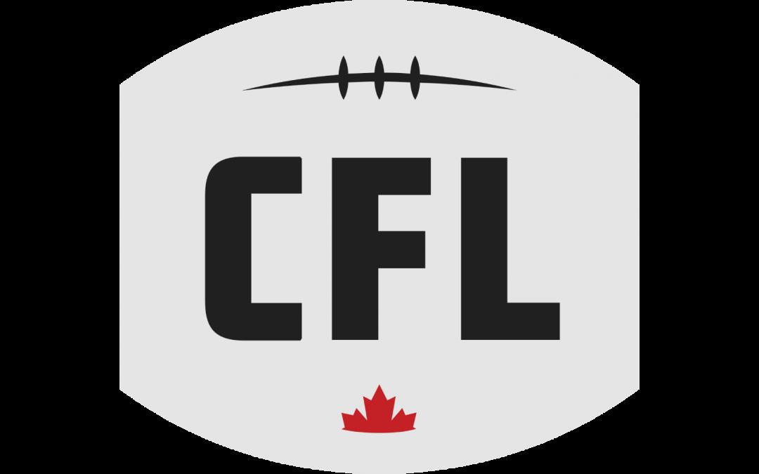 CFL Week 2 — Stats, Injuries & Roster Depth